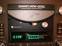 Russian ReVox Olimp MPK-005S reel tape recorder