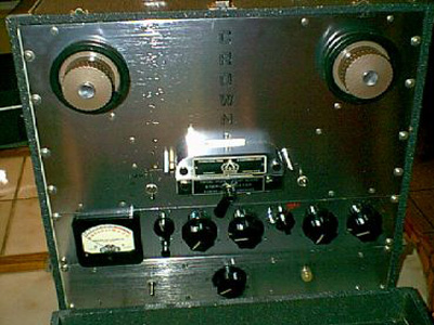 Crown 701 tape recorder