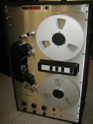 Magnasync/Movieola tape recorder