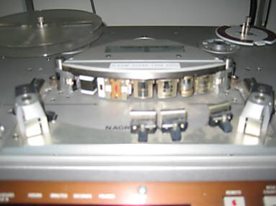 Nagra NTA 3 TCR reel tape recorder