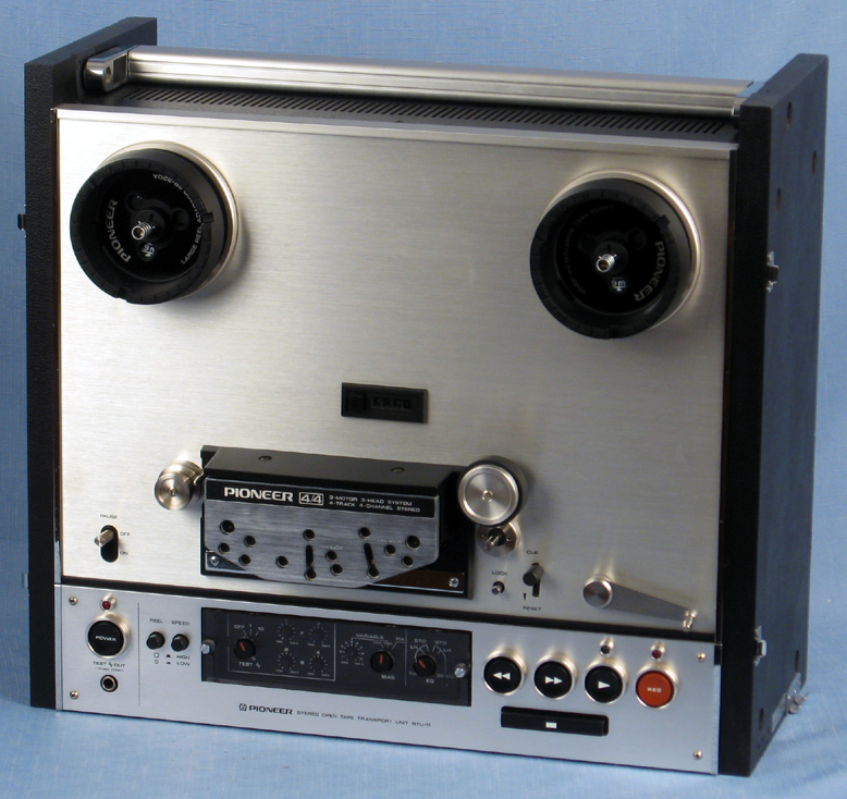 Pioneer RTU-11 reel tape recorder