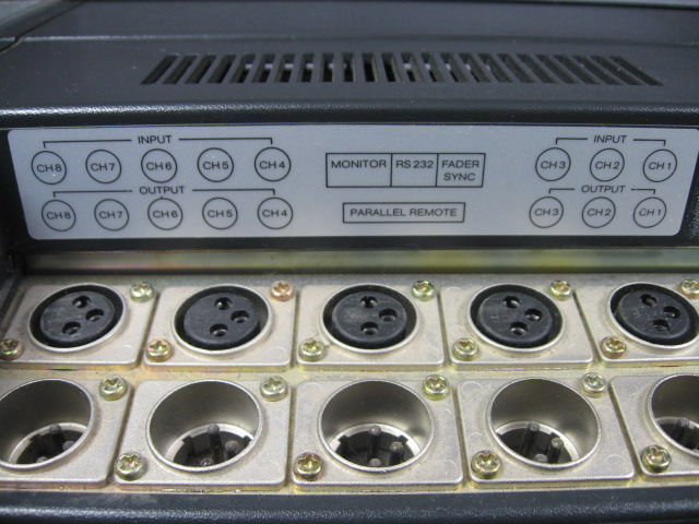 ReVox C 278 reel tape recorder