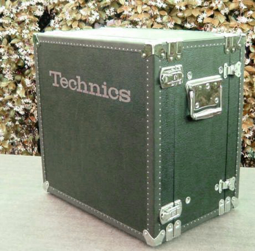 Technics RS 1500 with case